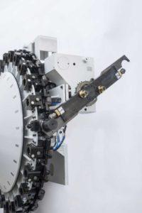 Alternating curve gearbox Innovation