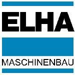 Logo Elha Maschinenbau