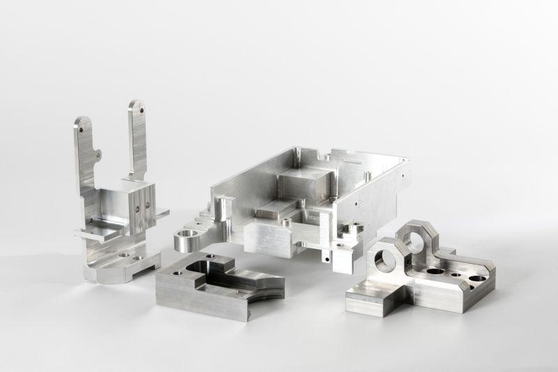 Bauteile aus der Produktion