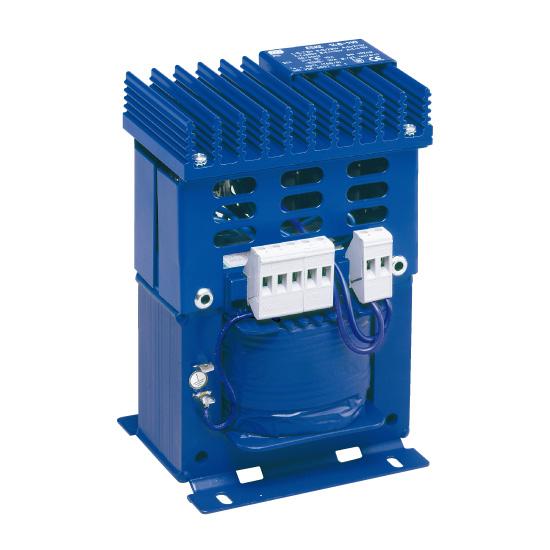 Einphasen-Netztteil Einphasennetzteil ESKE blau