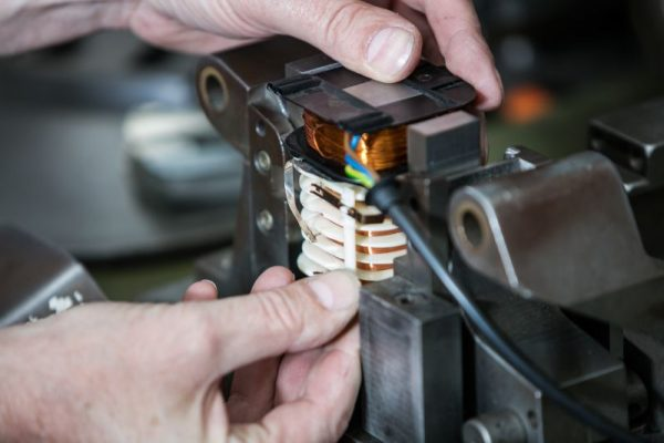 Installation of ignition transformers